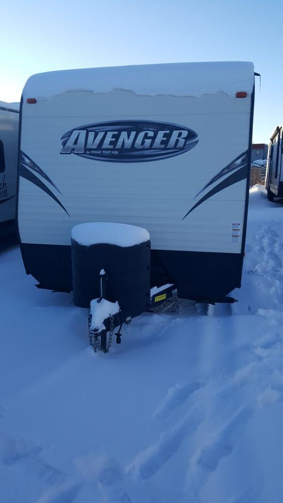 USED 2016 Forest River AVENGER 26 BH