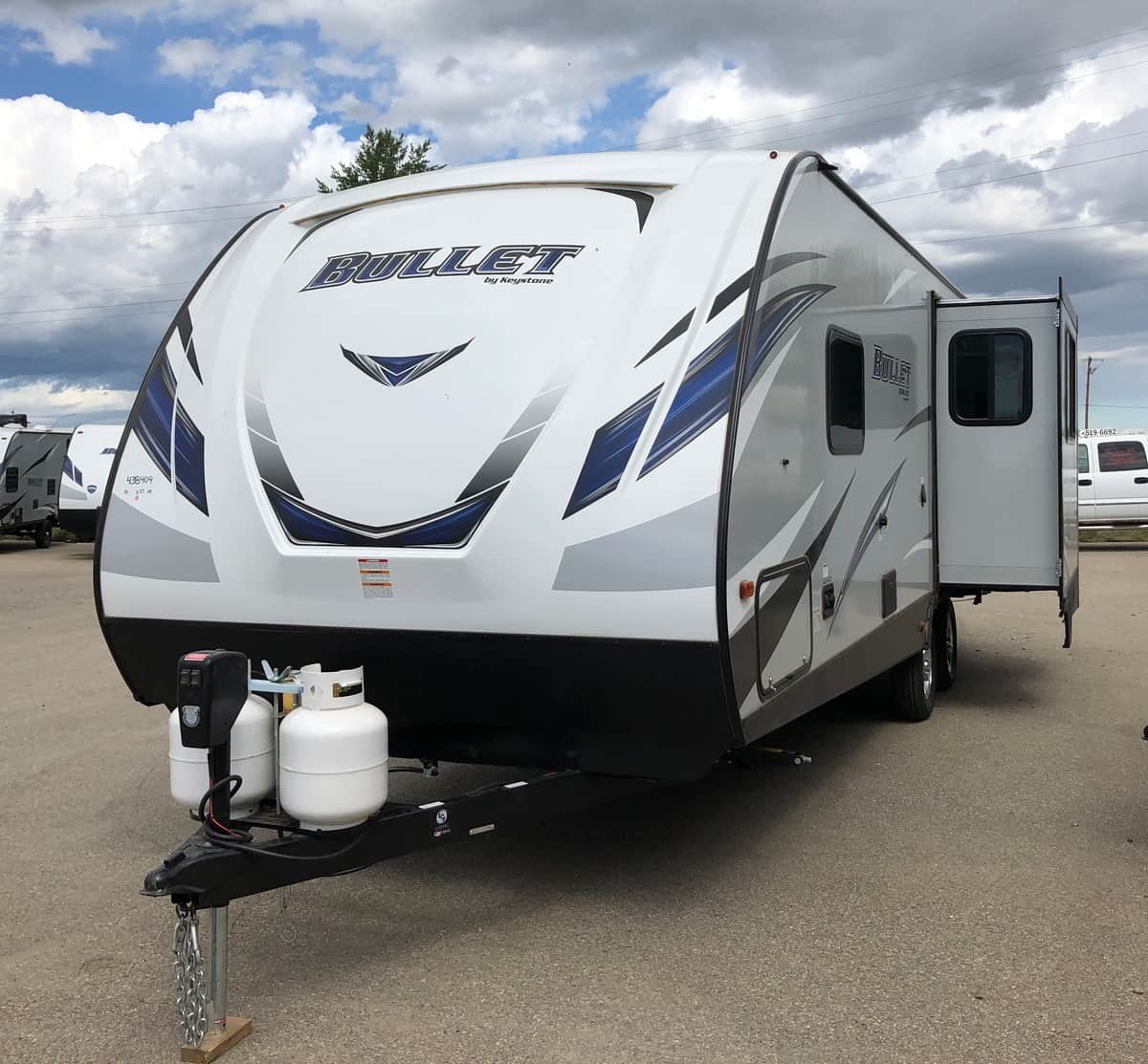 NEW 2018 Keystone BULLET 257 RSS