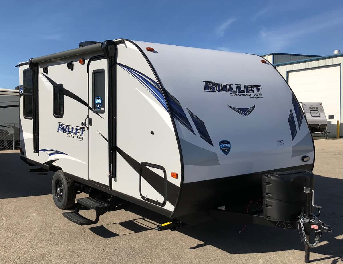 NEW 2019 Keystone BULLET 1900 RD