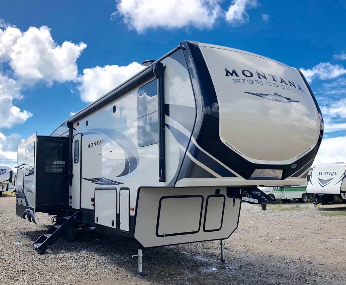NEW 2019 Keystone MONTANA 344 RL