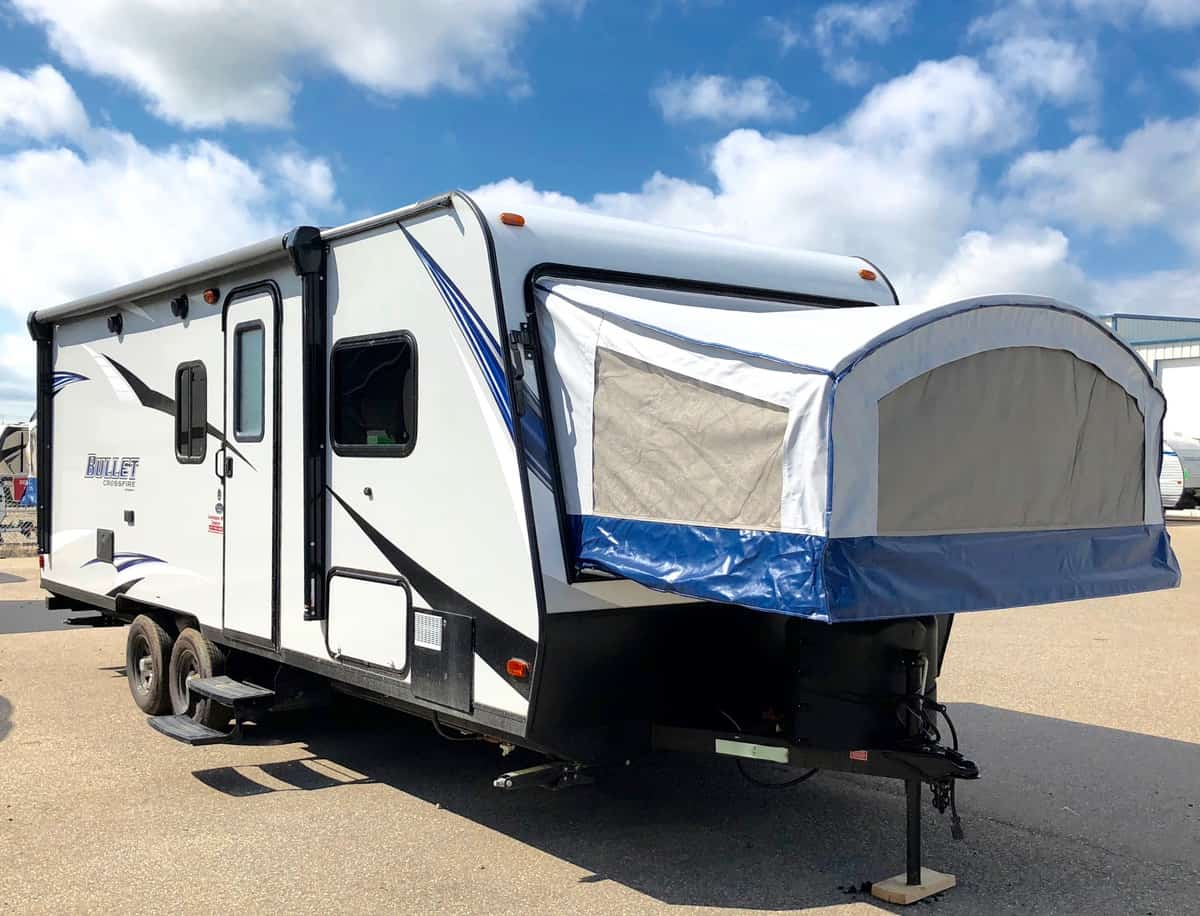 NEW 2019 Keystone BULLET 2190 EX