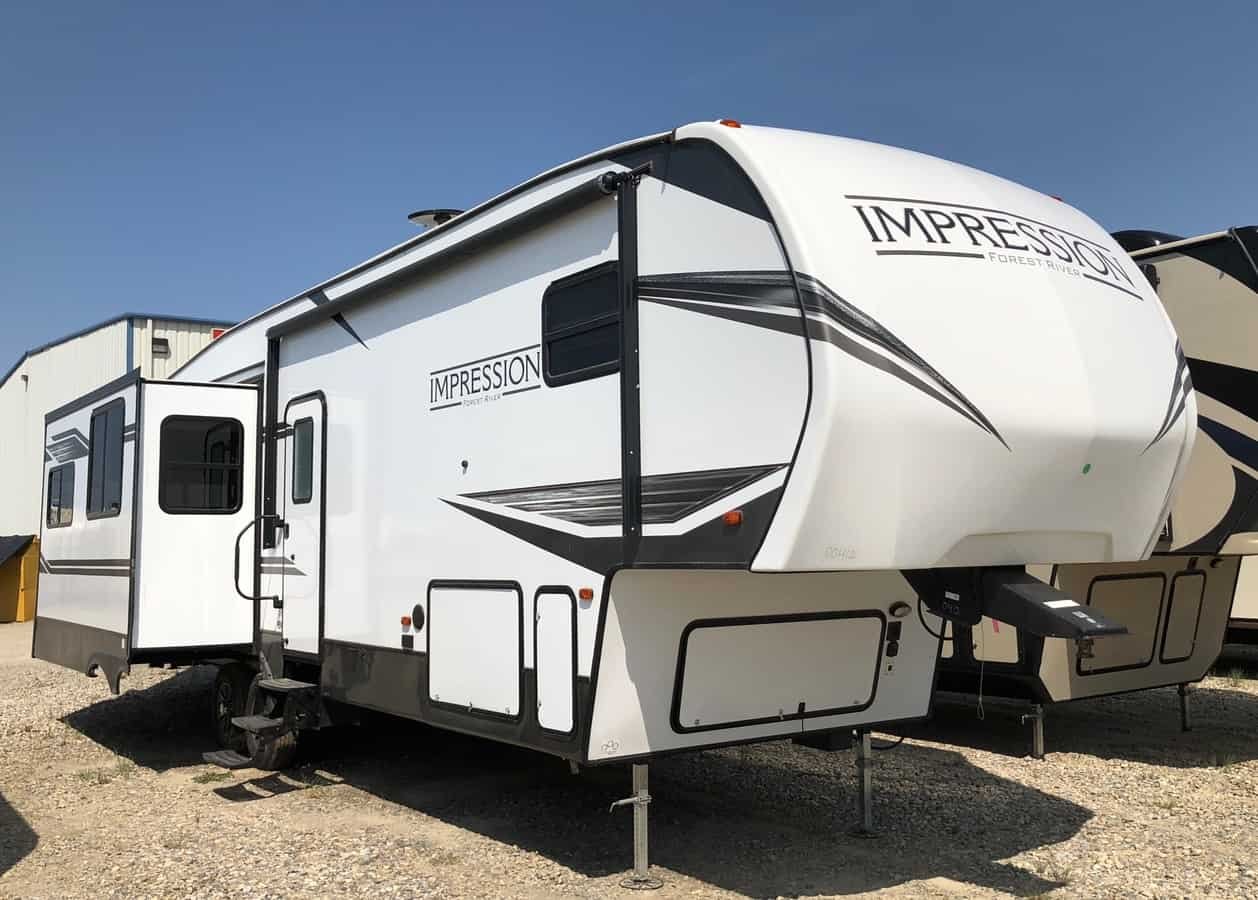 NEW 2018 Forest River IMPRESSION 34 MID