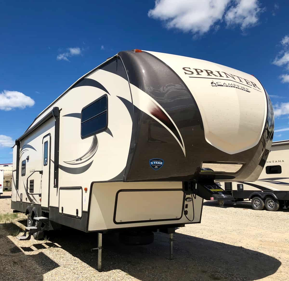 NEW 2019 Keystone SPRINTER 29 FWBH