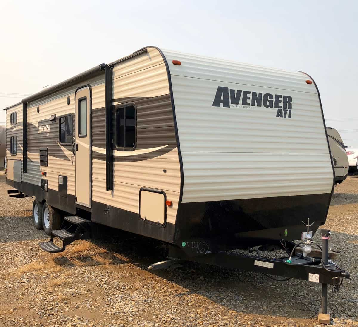 NEW 2018 Forest River AVENGER 27 DBS