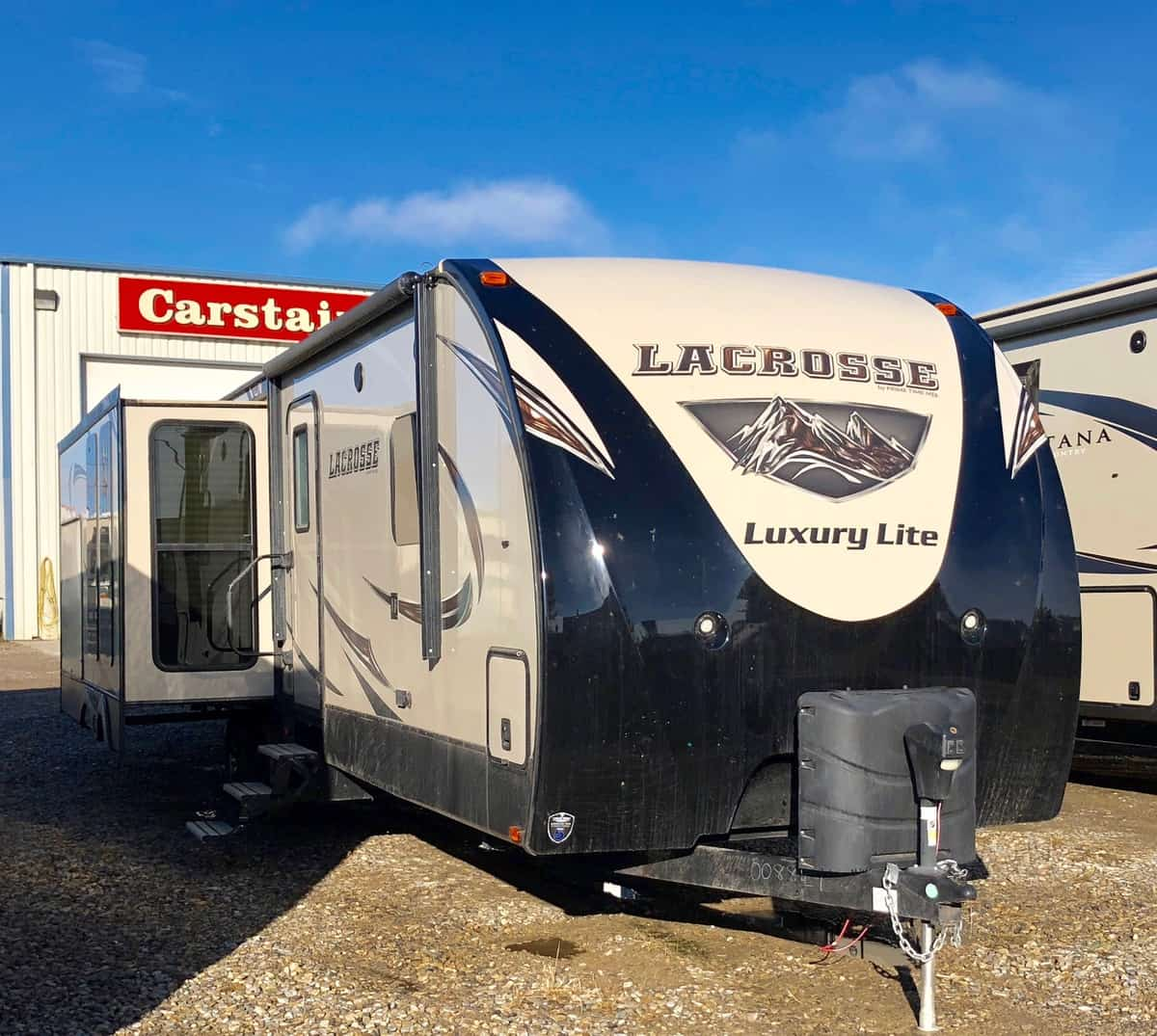 USED 2018 Prime Time LACROSSE 330RST