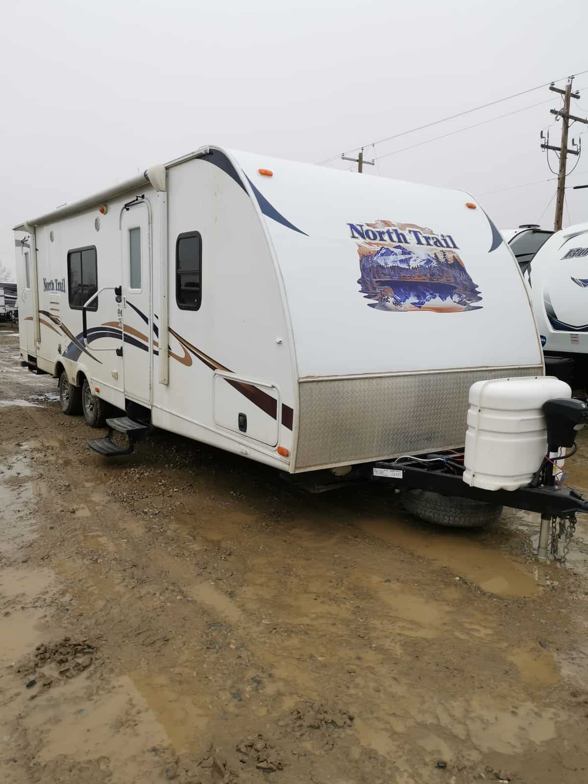 USED 2012 Heartland NORTHTRAIL 28RBS
