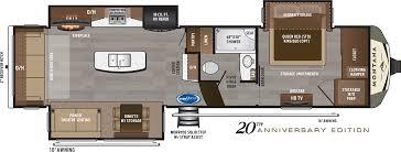 NEW 2019 Keystone MONTANA 3120 RL