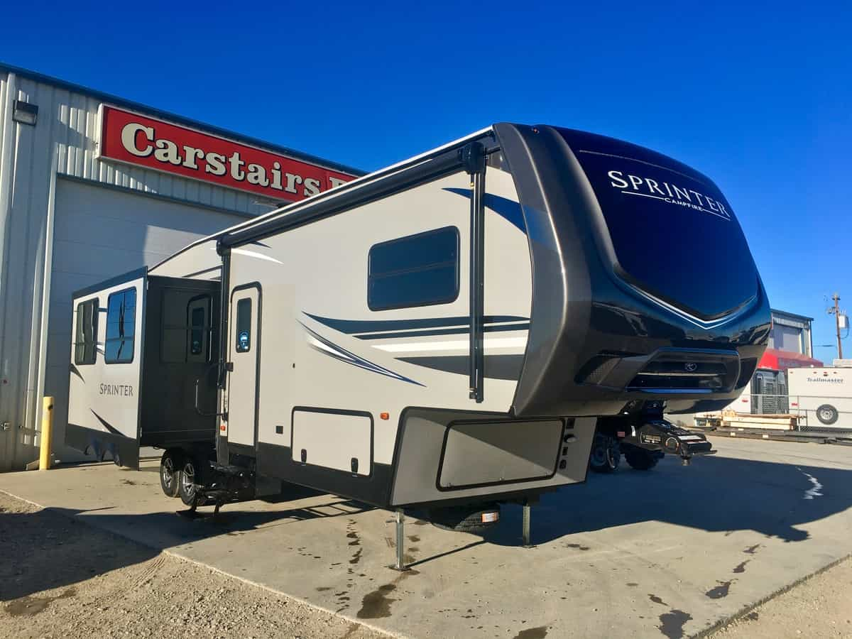 NEW 2019 Keystone SPRINTER 32 FWBH
