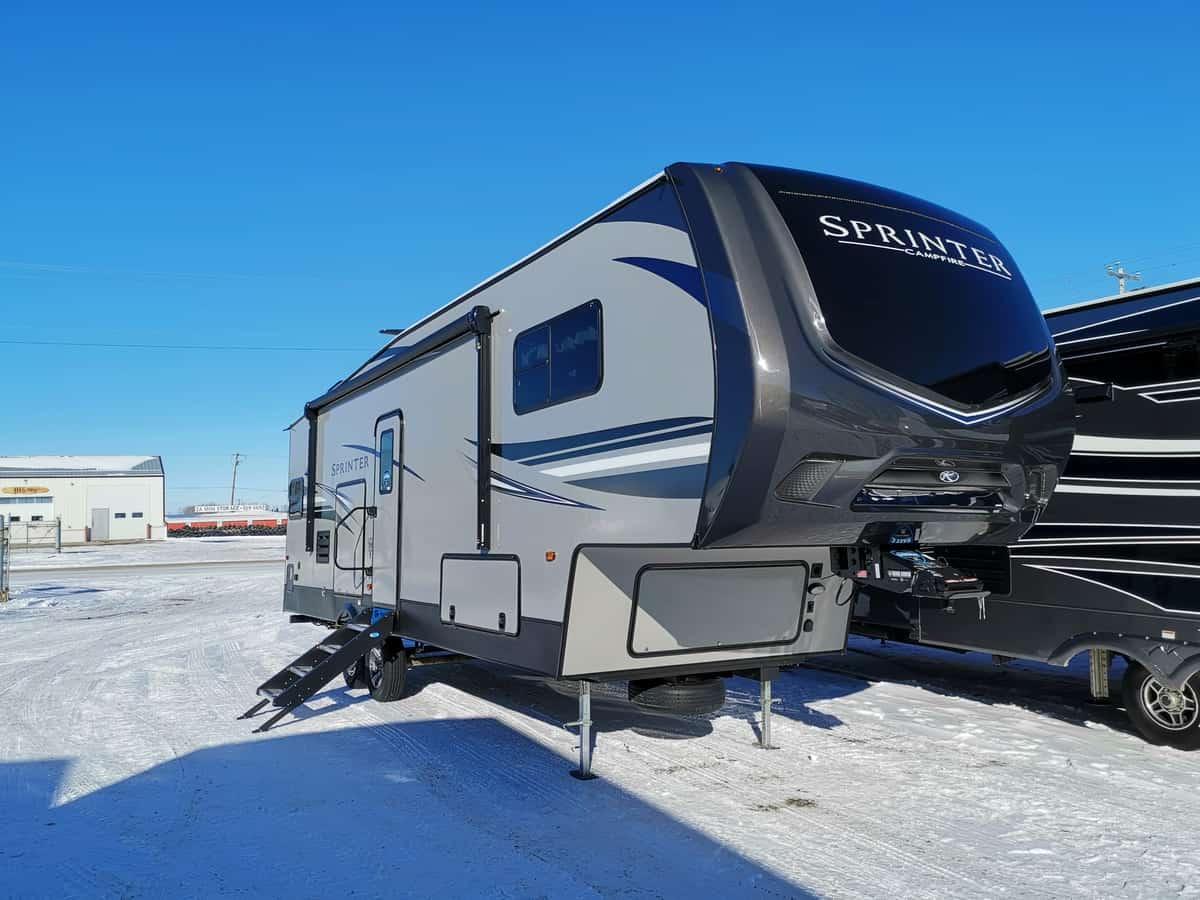 NEW 2019 Keystone SPRINTER 27 FWML