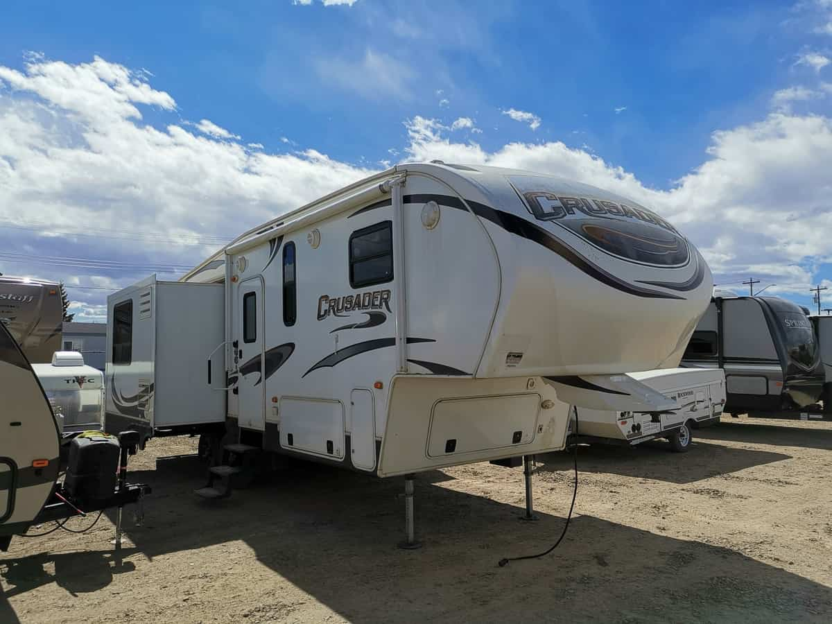 USED 2012 Forest River CRUSADER 270 RET
