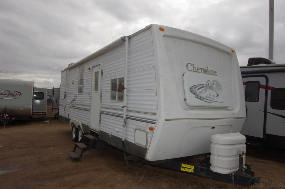 USED 2003 Forest River CHEROKEE 27Q