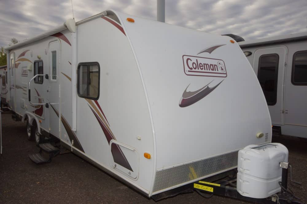 USED 2010 Dutchmen COLEMAN 280BH