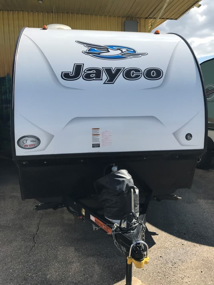 USED 2017 Jayco HUMMINGBIRD 17 FD
