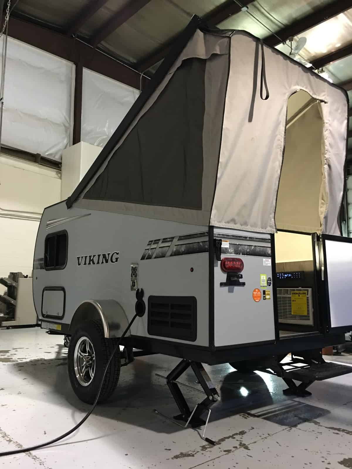 NEW 2019 Forest River VIKING 9.0 TD