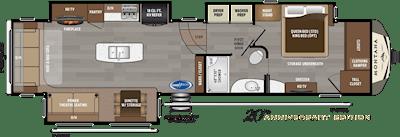 NEW 2019 Keystone Montana 3720 RL
