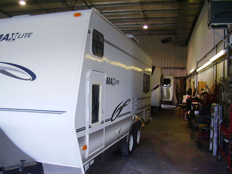 Carstairs RV Service Center - Calgary