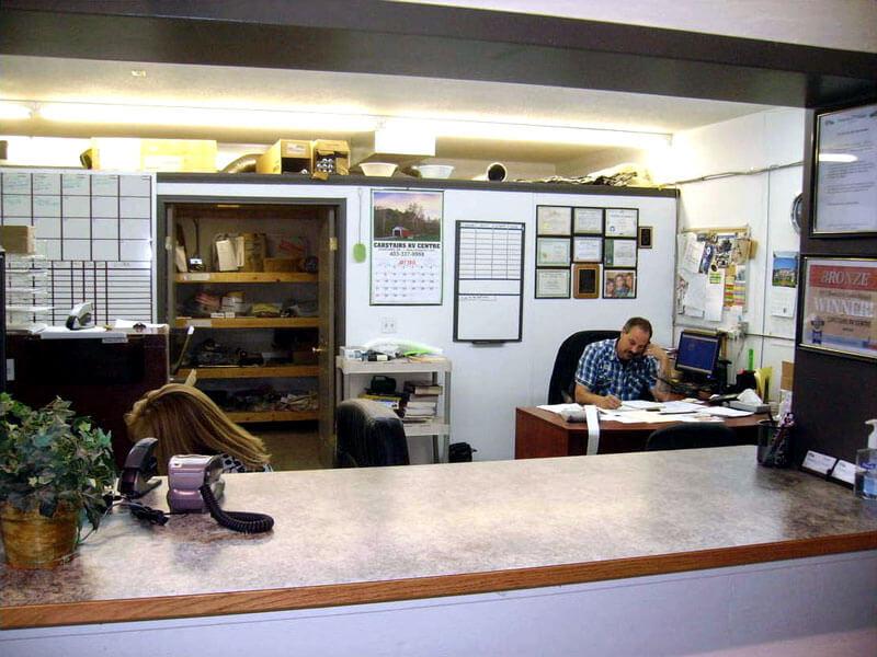 Carstairs RV Service Center - Calgary