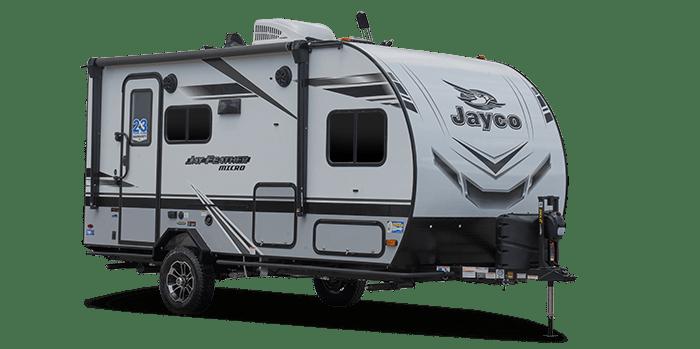 NEW 2021 Jayco Jay Feather Micro 166FBS