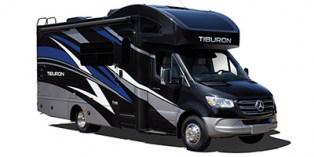 NEW 2022 Thor Motor Coach Tiburon 24FB