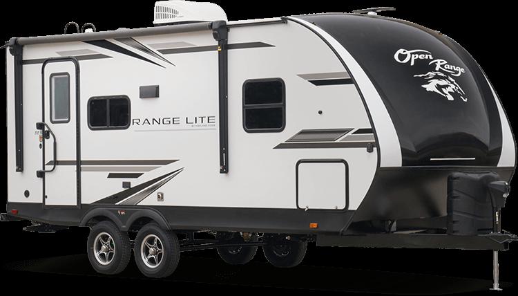 NEW 2021 Highland Ridge RANGE LITE 262RL