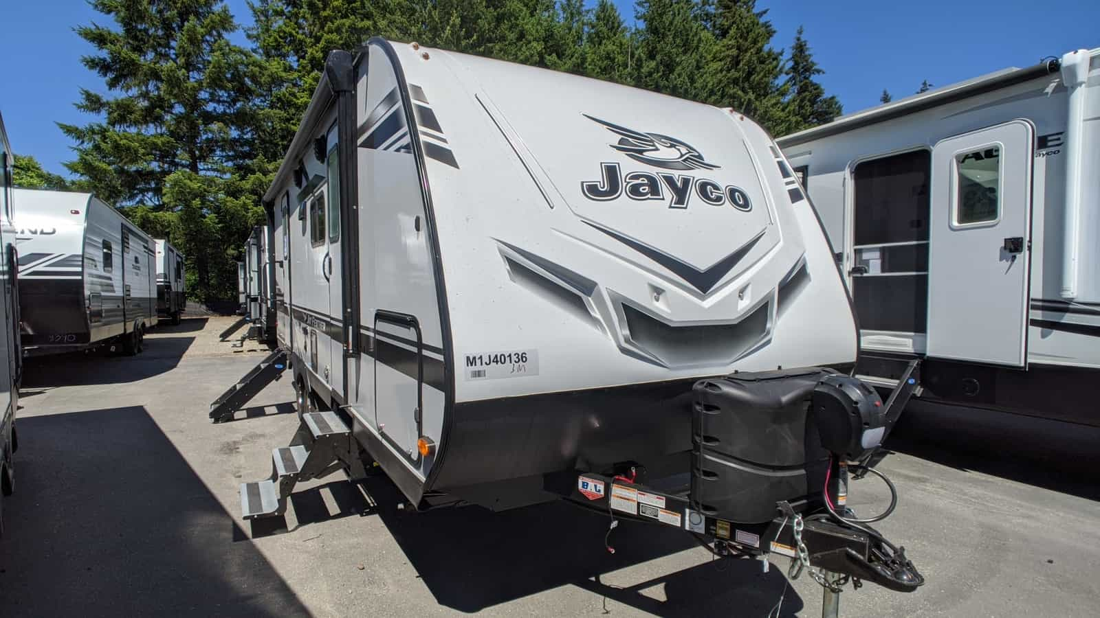 NEW 2021 Jayco Jay Feather 22RB