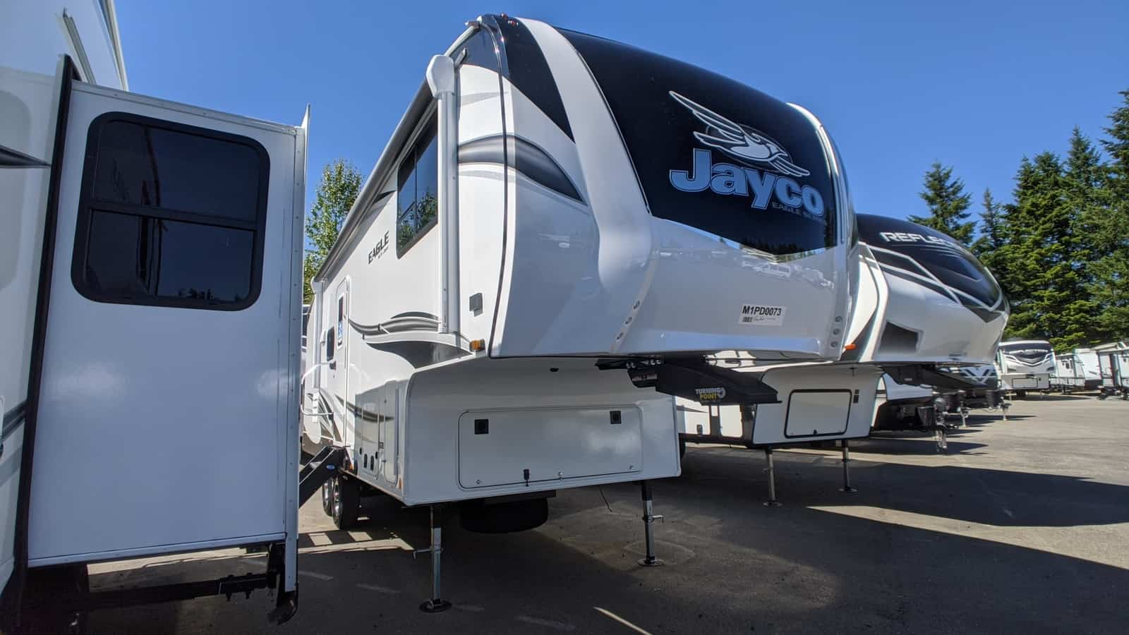 NEW 2021 Jayco Eagle HT 24RE