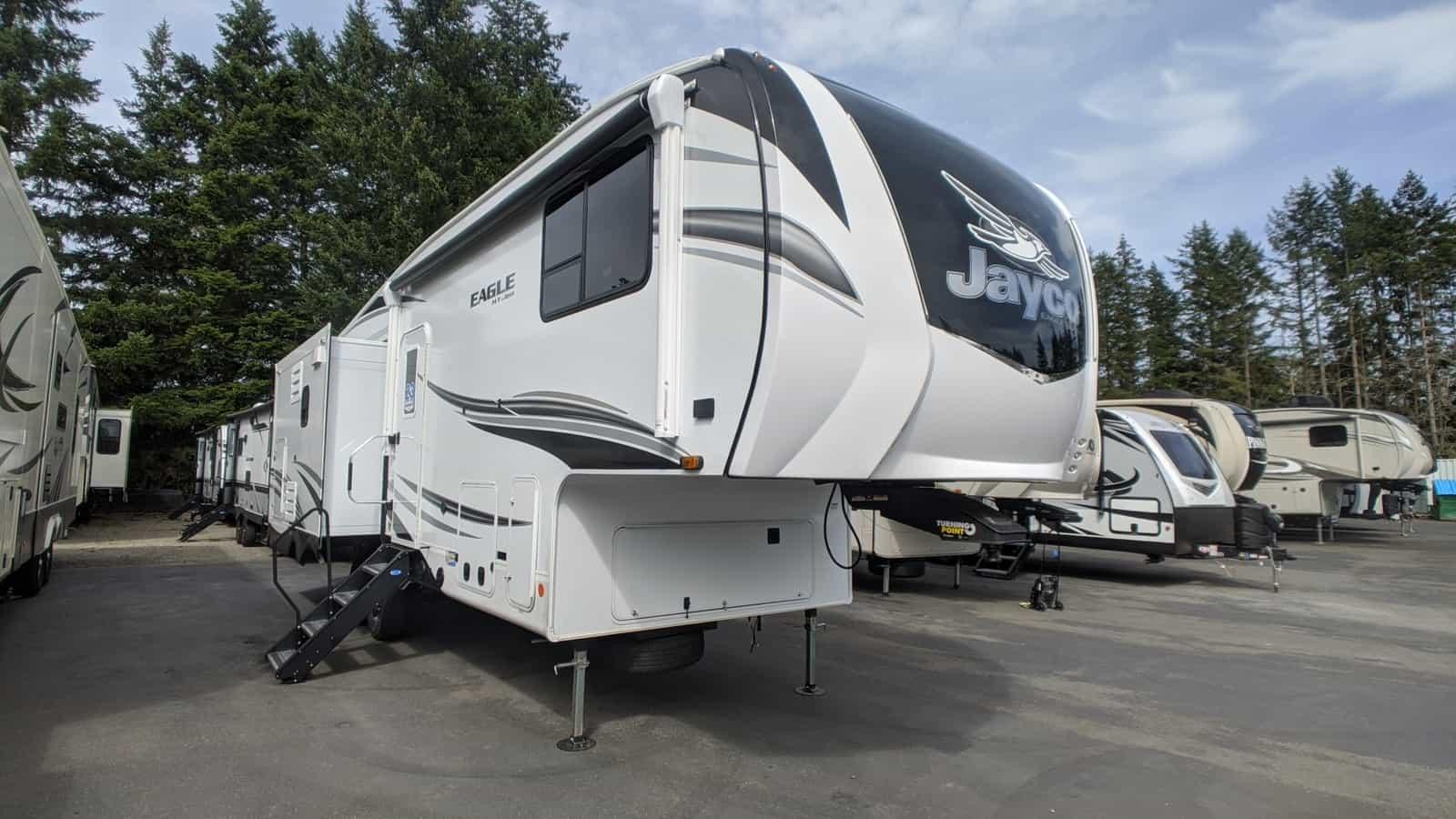 NEW 2021 Jayco Eagle HT 27RS