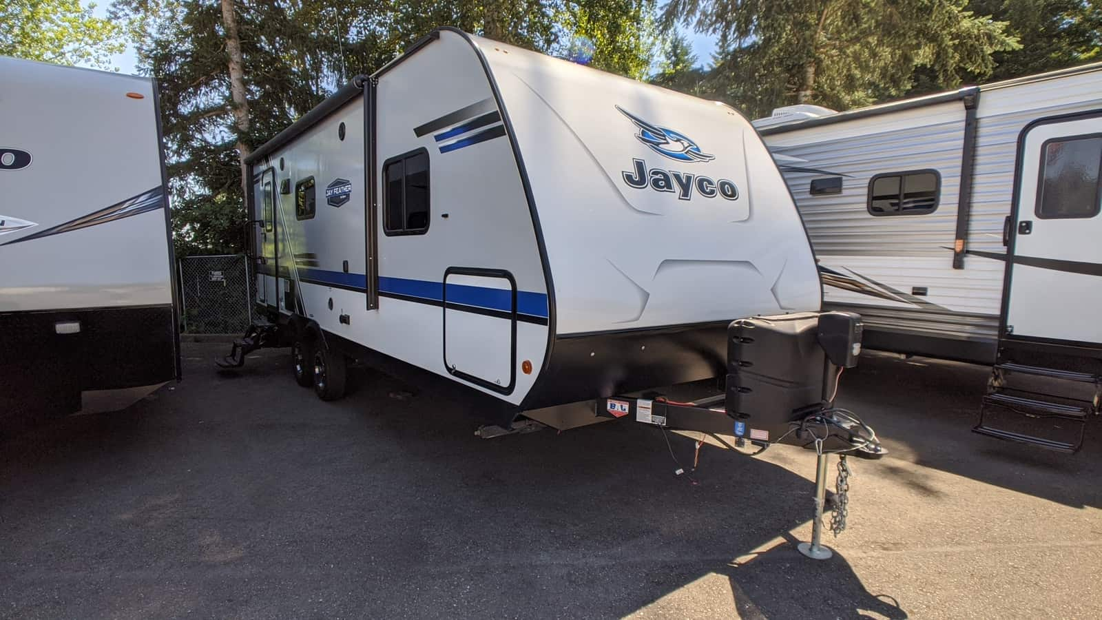 USED 2019 Jayco Jay Feather 23RBM