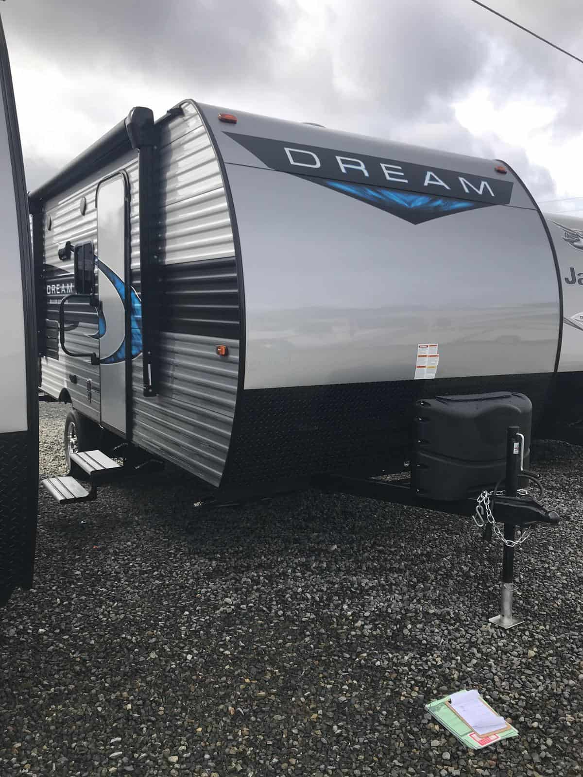 NEW 2021 Chinook RV DREAM D177RD