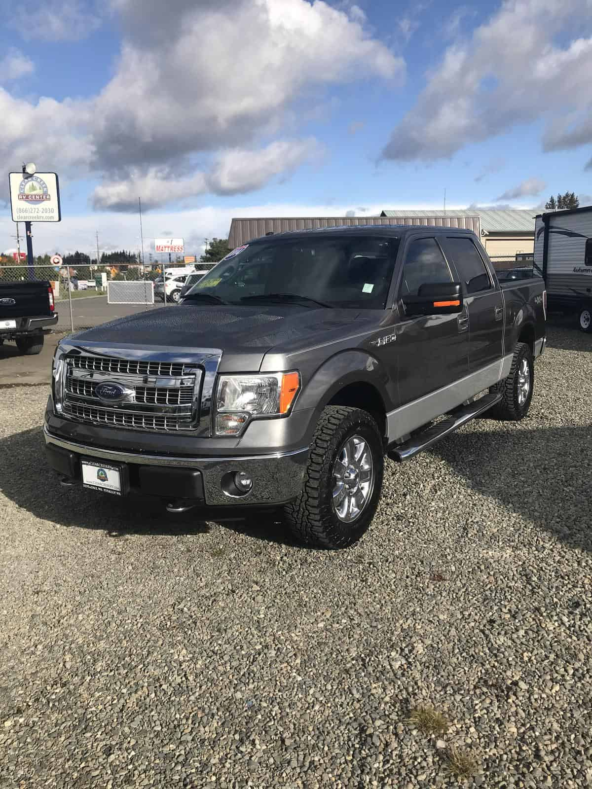 USED 2014 FORD F150 XLT 4X4
