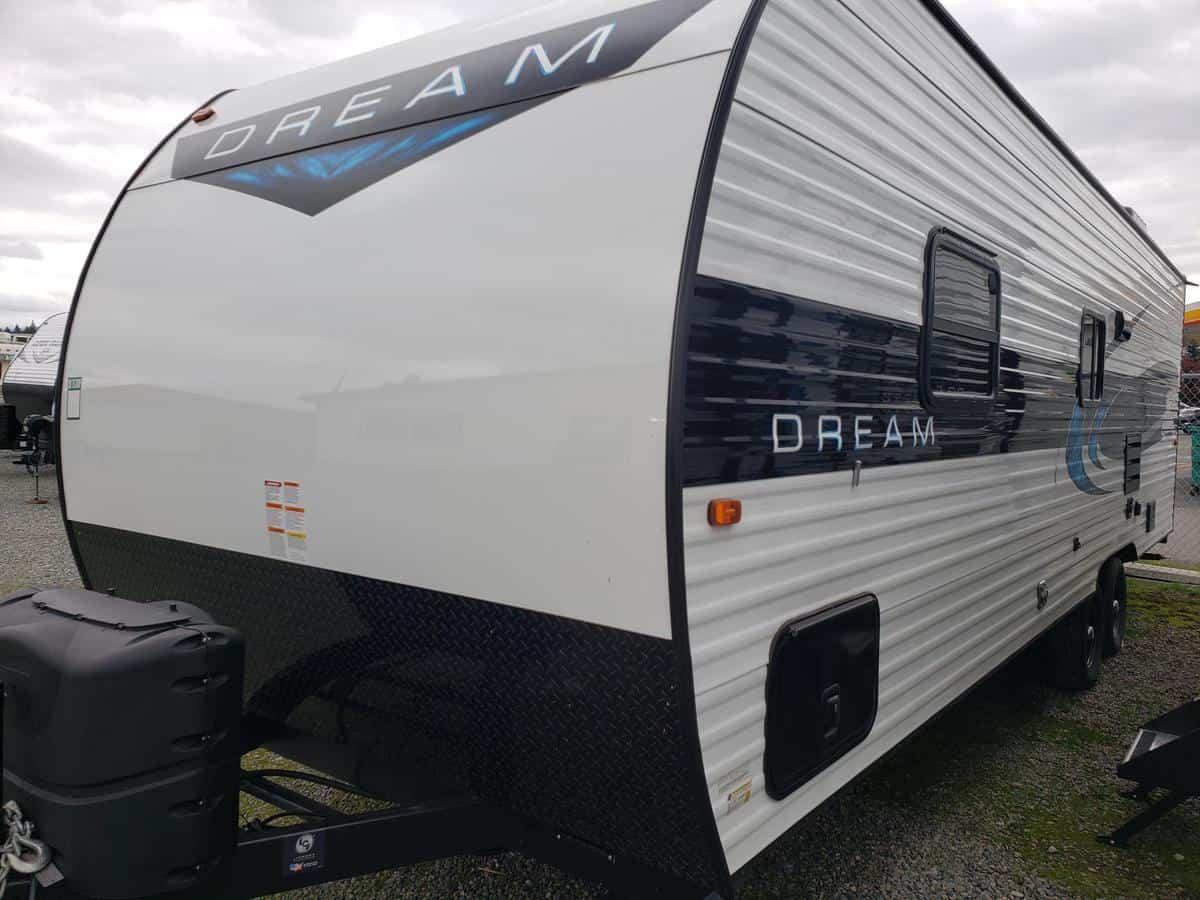 NEW 2021 Chinook RV DREAM D260BH
