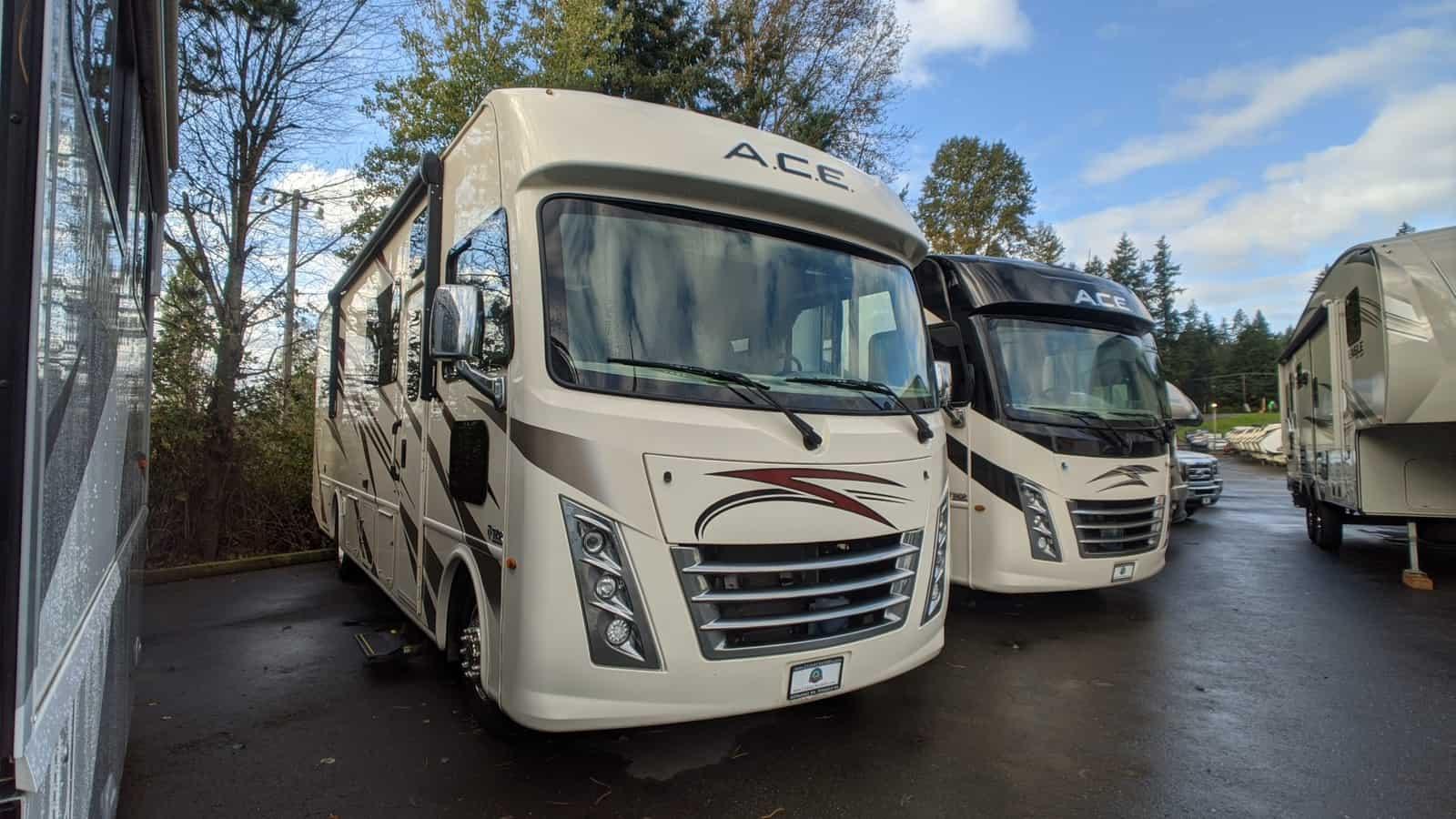 USED 2020 Thor Motor Coach ACE 30.4