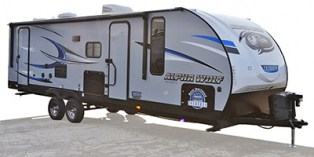 NEW 2021 Forest River Cherokee Alpha Wolf 26DBH-L