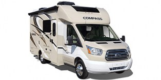 NEW 2021 Thor Motor Coach Compass 23TE AWD