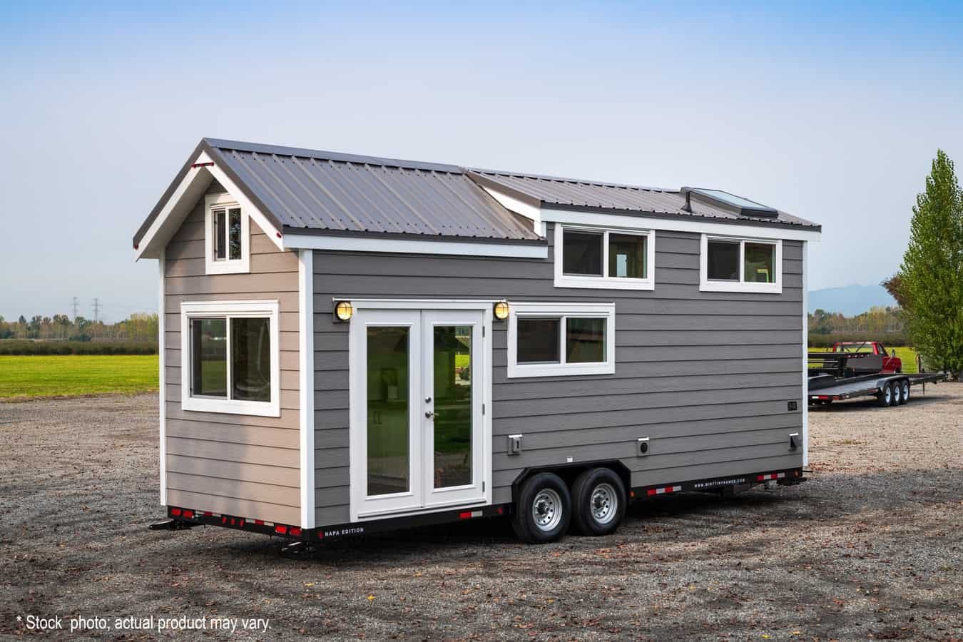 NEW 2021 Mint Tiny Homes Napa 34