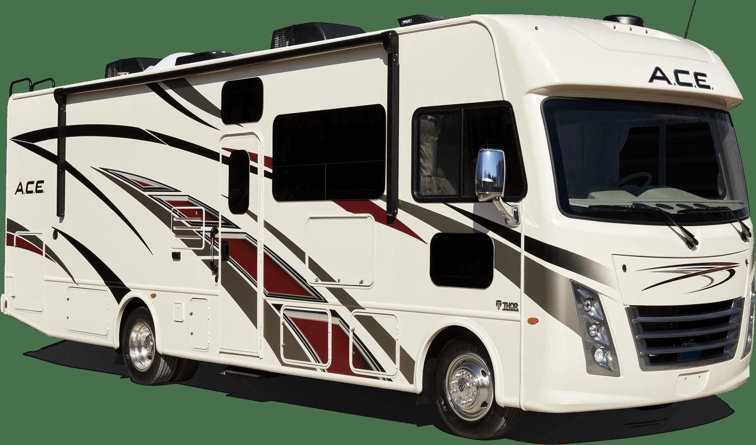 USED 2021 Thor Motor Coach ACE 30.4