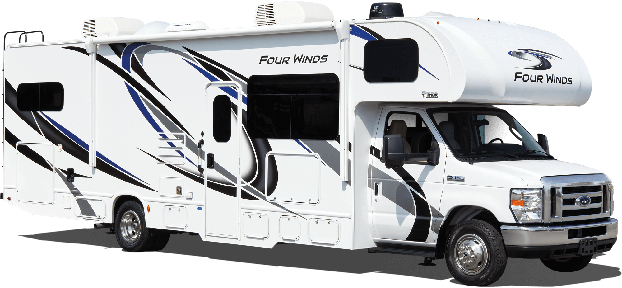 NEW 2021 THOR MOTOR COACH FOUR WINDS 24F