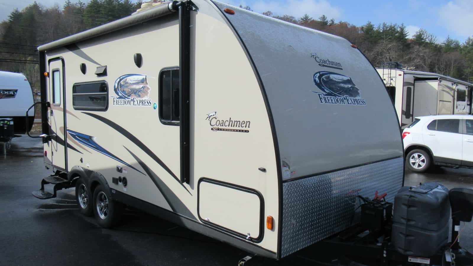 USED 2014 COACHMEN FREEDOM EXPRESS 192RBS
