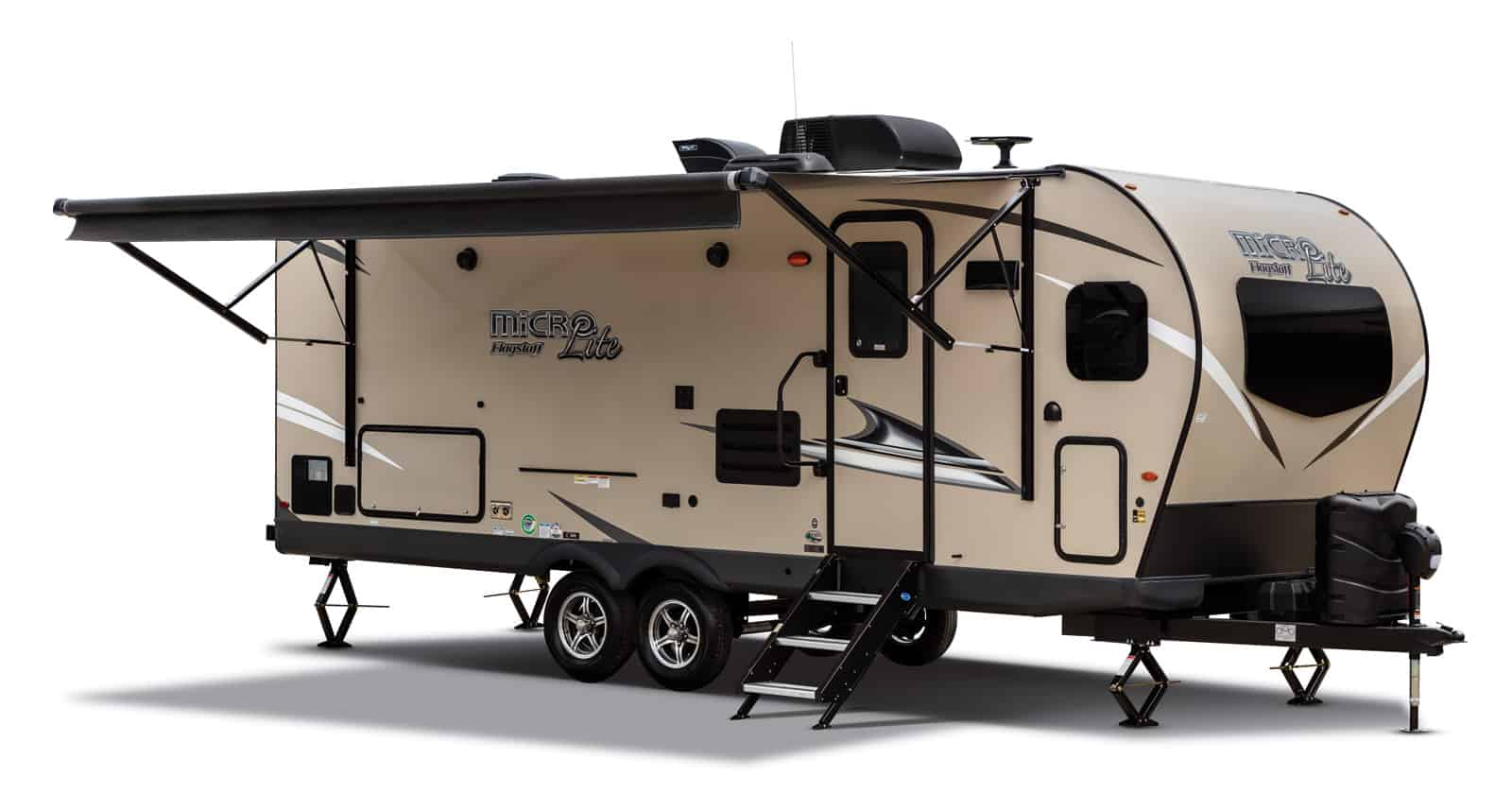 NEW 2021 FOREST RIVER FLAGSTAFF MICRO-LITE 21FBRS