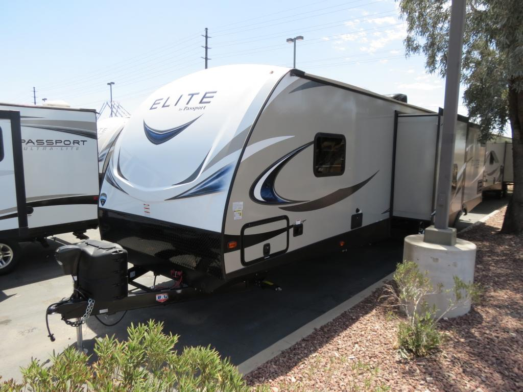 NEW 2019 Keystone Passport 34MB - Freedom RV