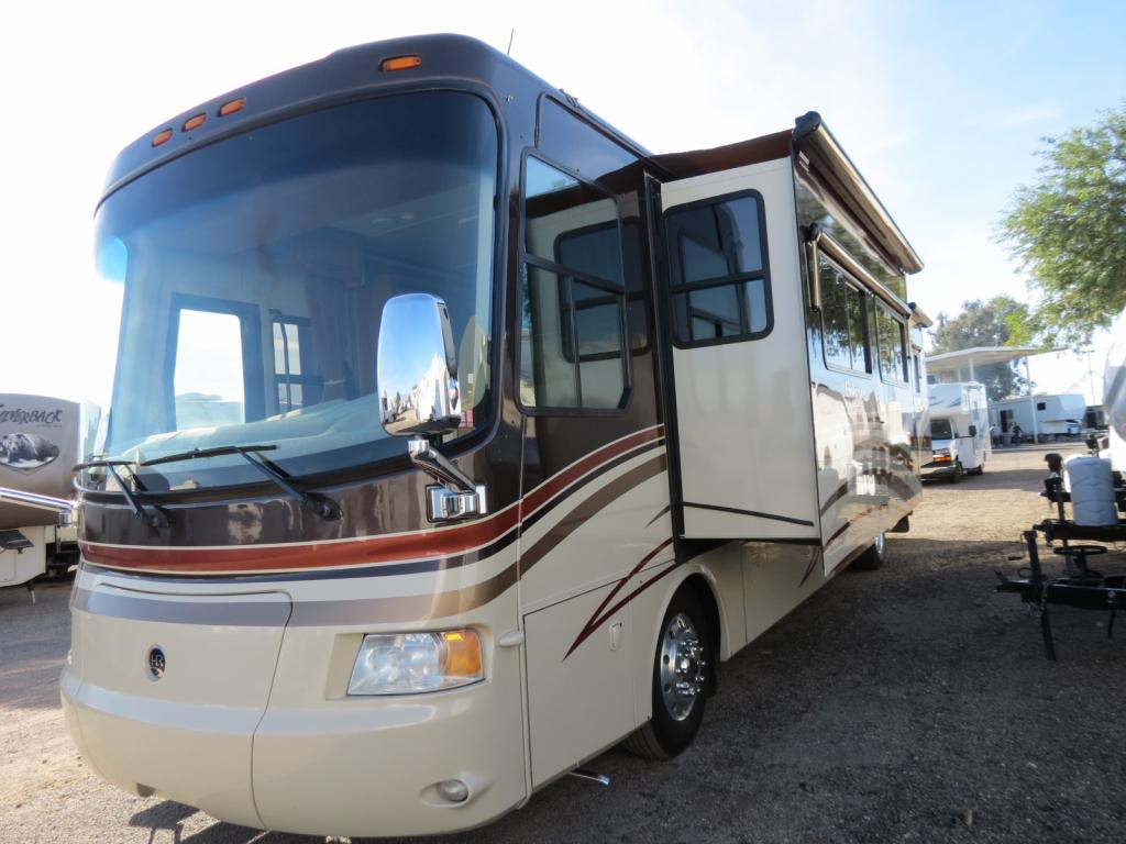 USED 2008 Holiday Rambler Endeavor 40 SKQ - Freedom RV