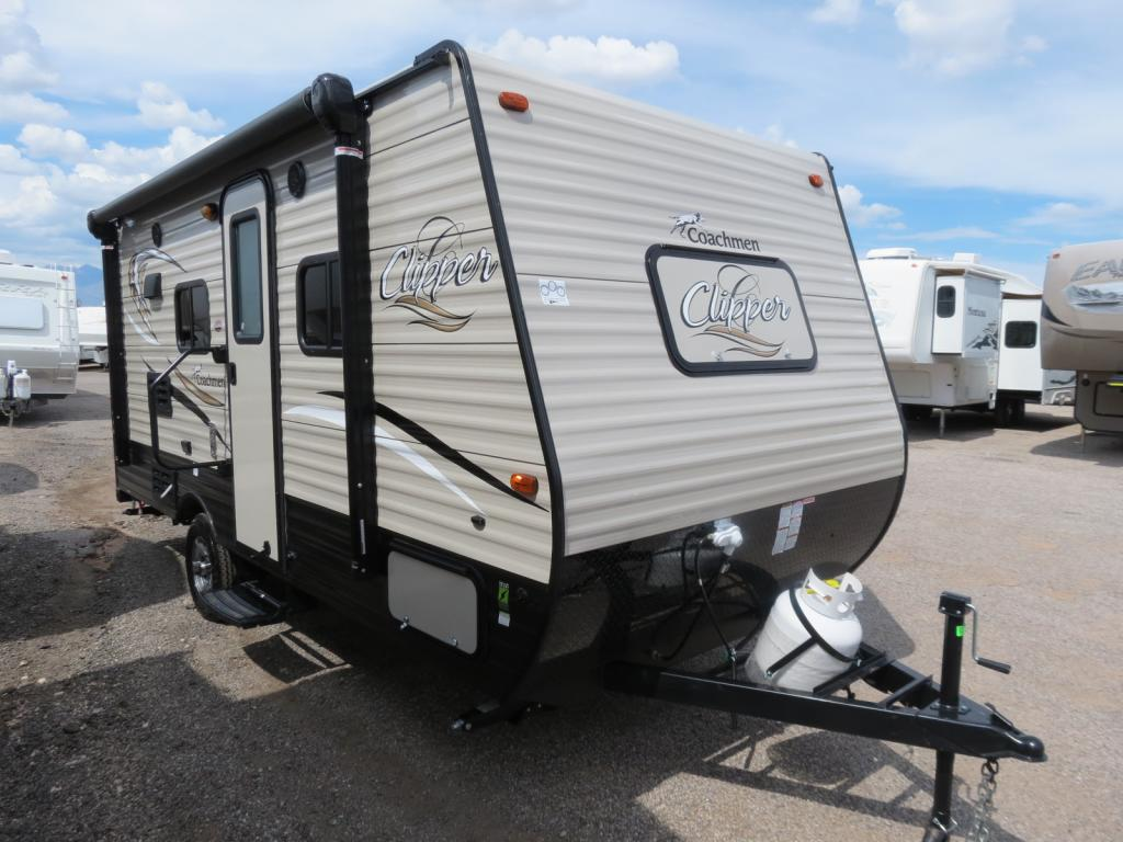 NEW 2018 Forest River Clipper 17FQ - Freedom RV