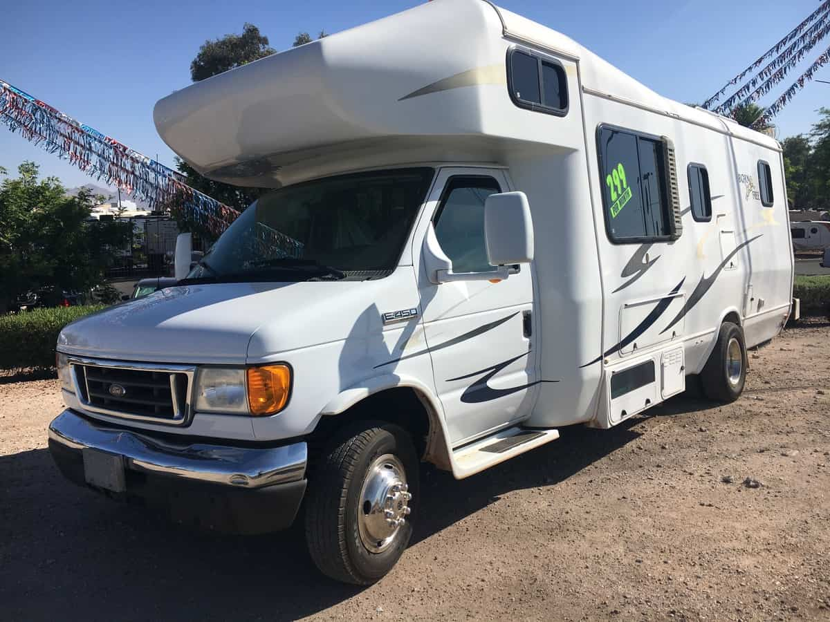 USED 2007 Born Free Rear Side Bed 26 - Freedom RV