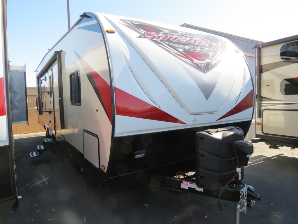 NEW 2019 Forest River Stealth 2817G - Freedom RV