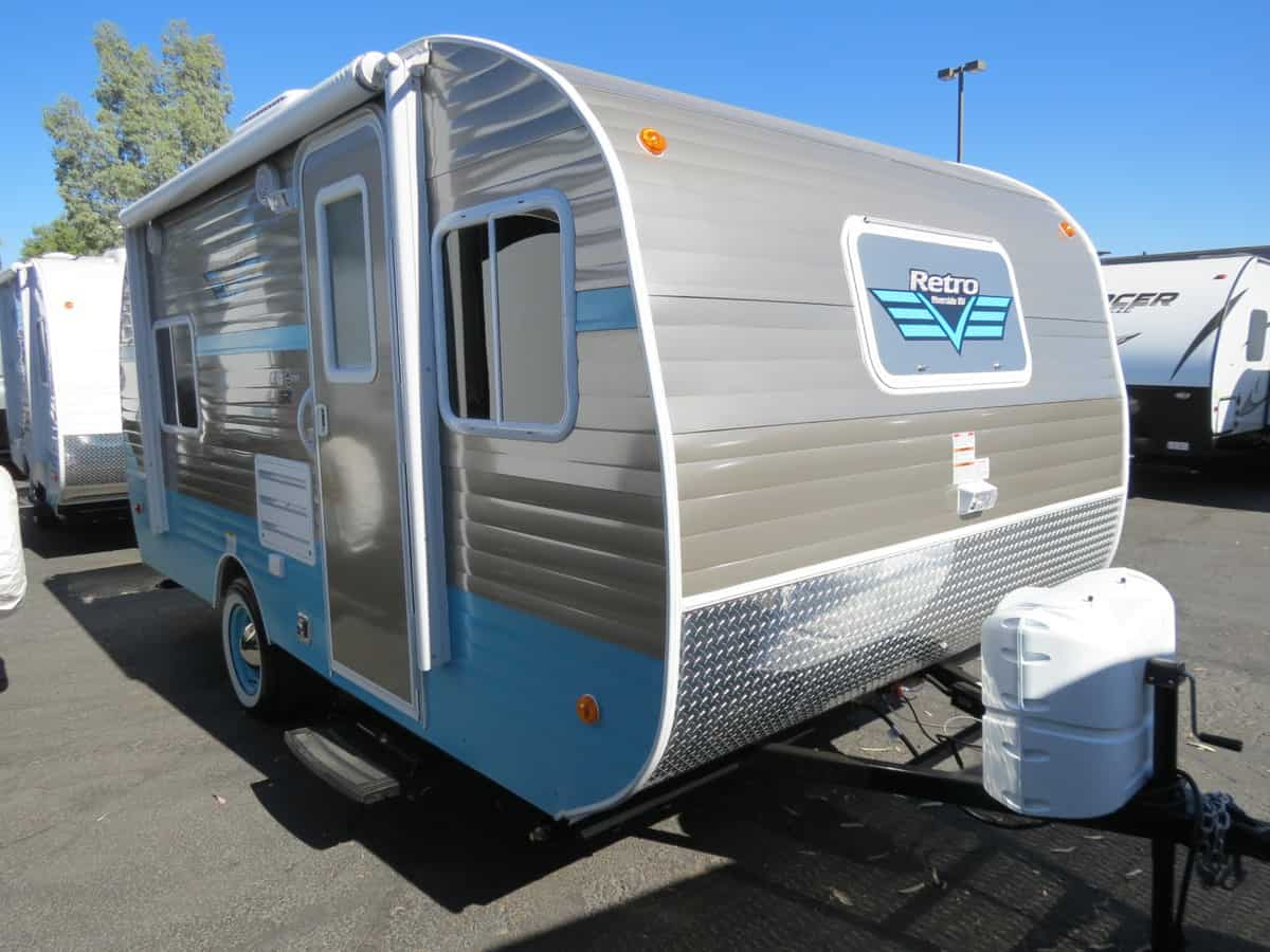 NEW 2019 Riverside White Water Retro 177FK - Freedom RV