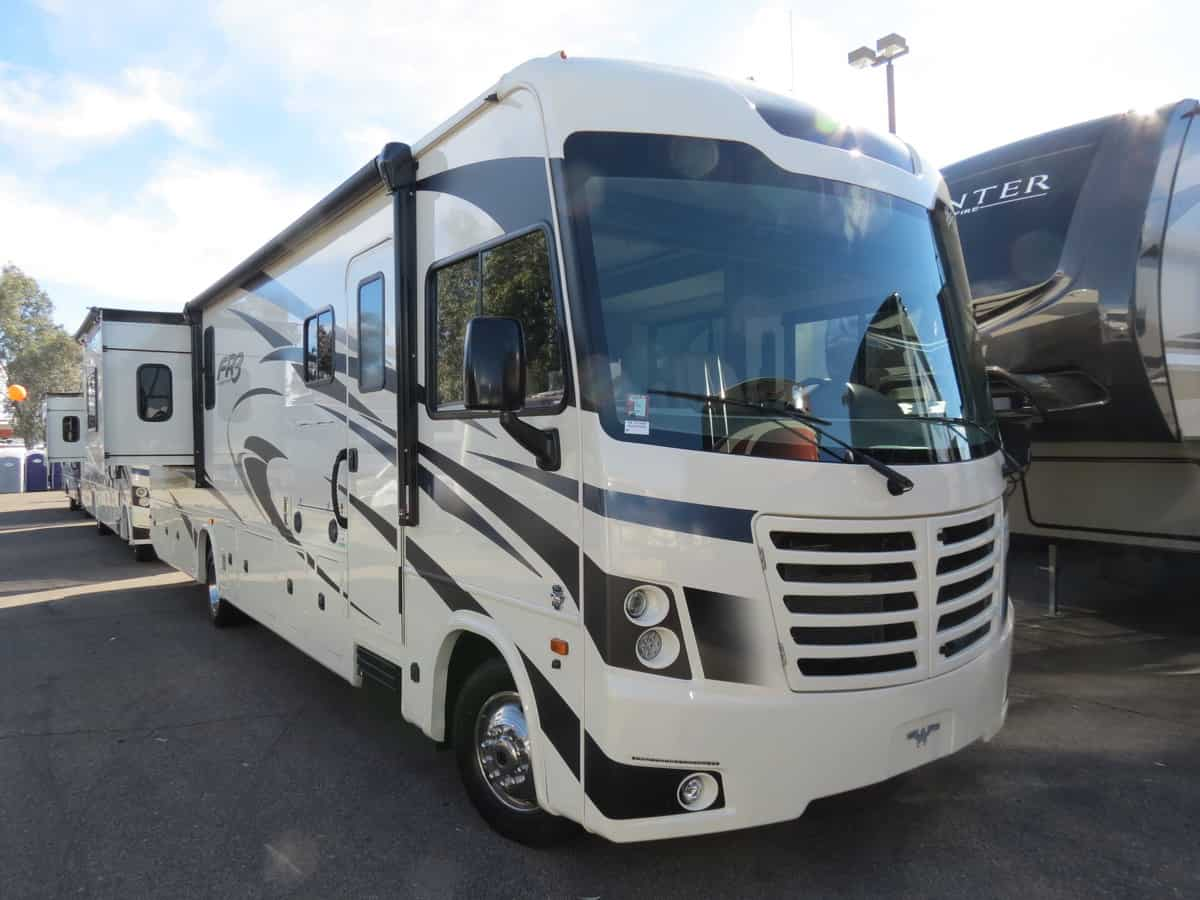 NEW 2020 Forest River Fr3 34DSF