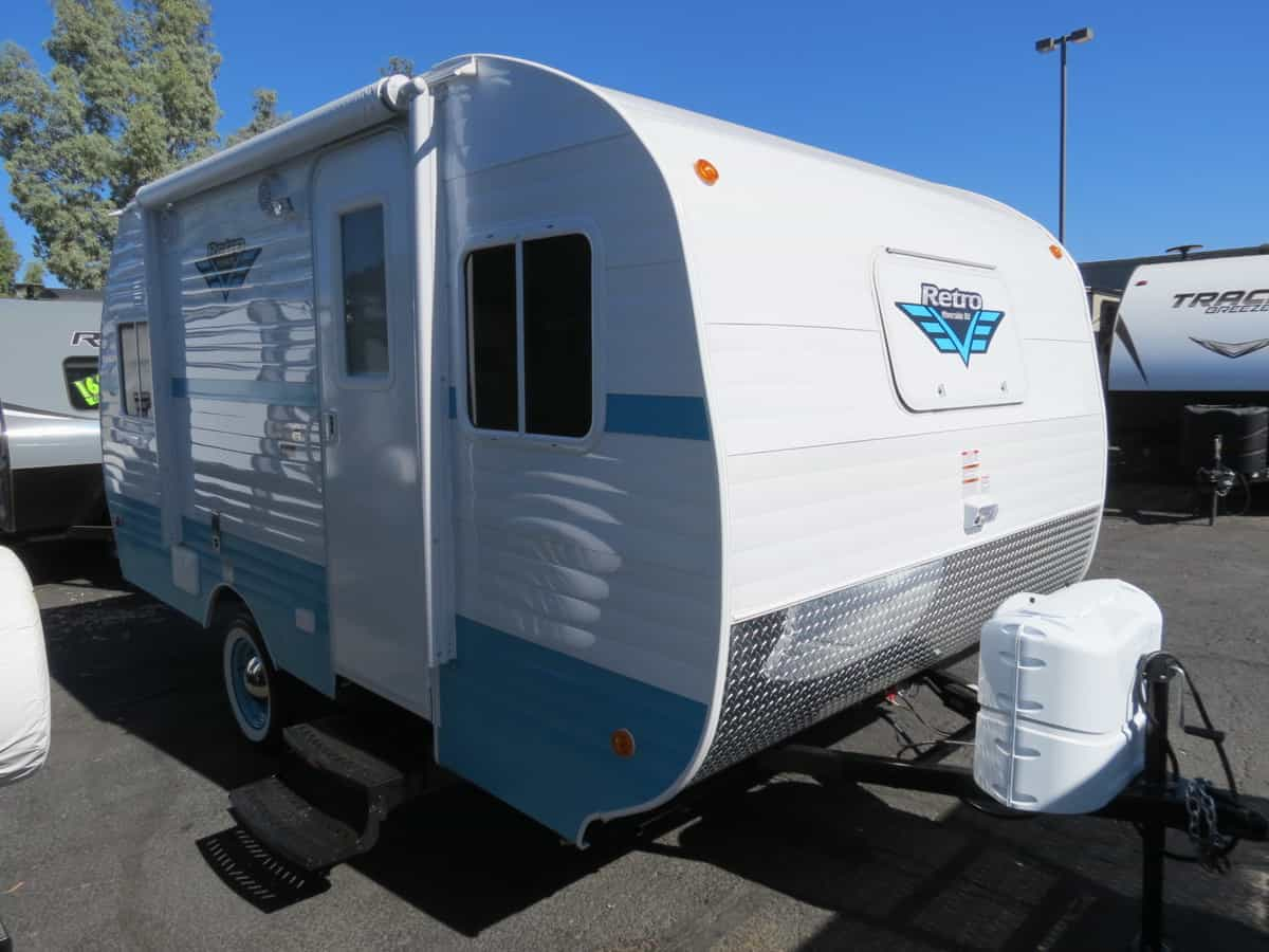 NEW 2019 Riverside White Water Retro 176S - Freedom RV