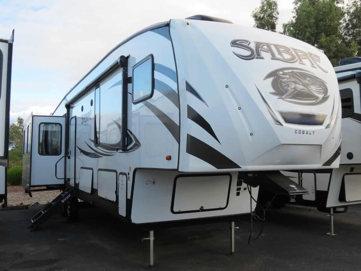 NEW 2019 Forest River Sabre 36BHQ - Freedom RV