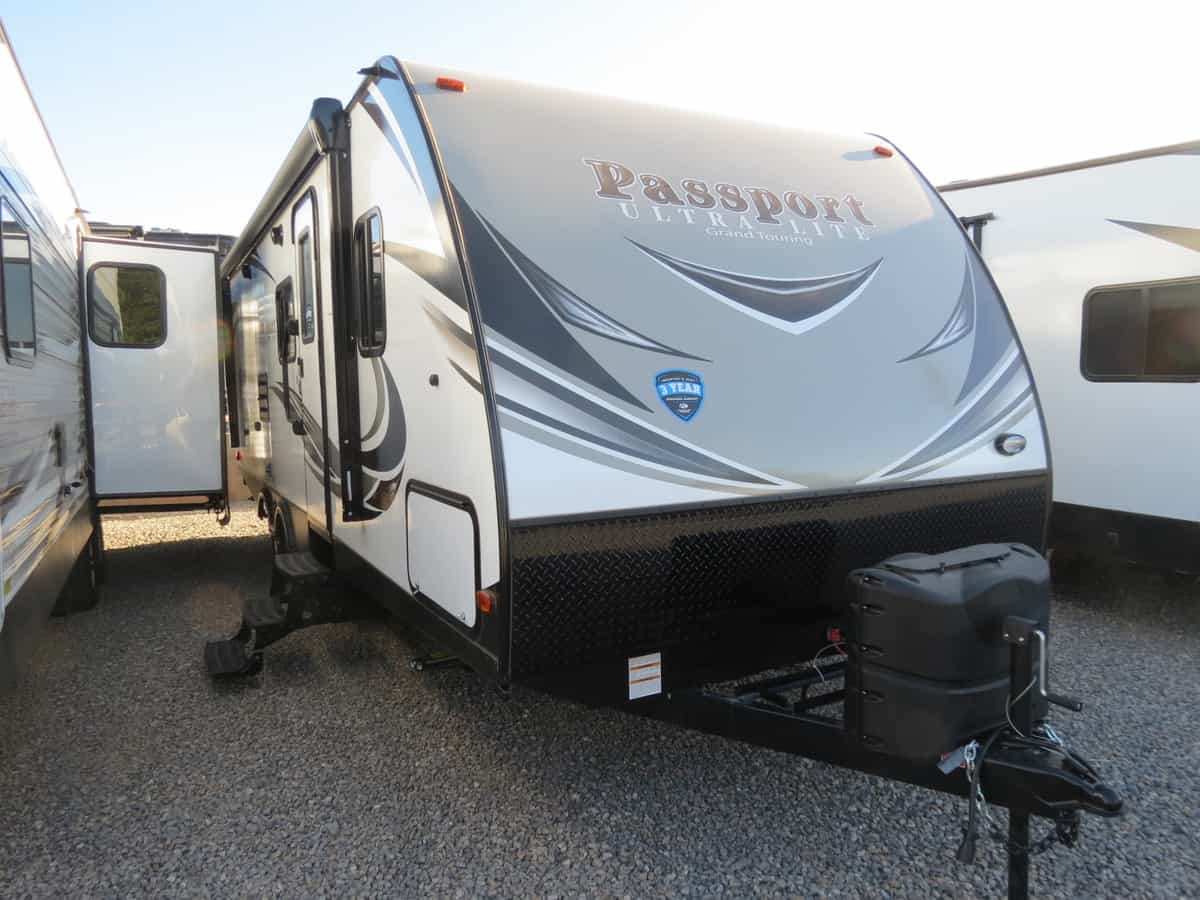 NEW 2019 Keystone Passport 2510RB - Freedom RV