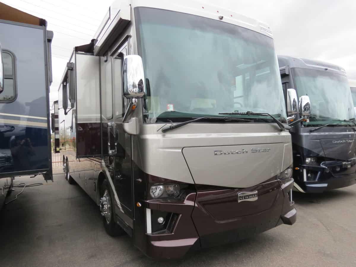 NEW 2020 Newmar Dutch Star 4054